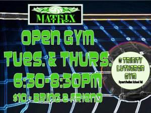 Open Gym_T, Thr